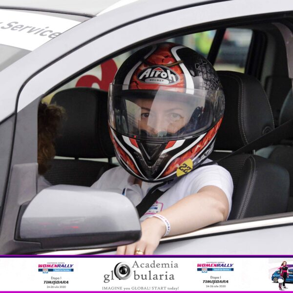 10 motive de a participa la Women Rally Romania 2020-LAURA SAVU